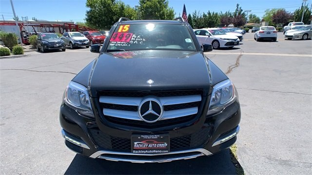 Pre-Owned 2015 Mercedes-Benz GLK 350 GLK 350