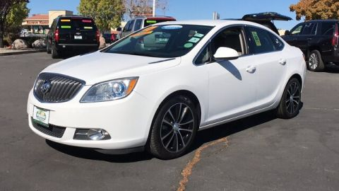 Pre-Owned 2017 Buick Verano Sport Touring FWD Sedan