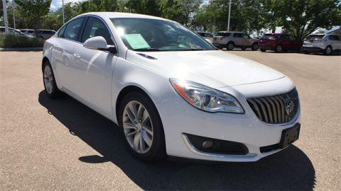 Pre-Owned 2016 Buick Regal Turbo FWD 4D Sedan