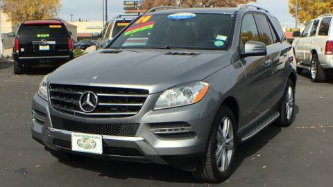 Pre-Owned 2014 Mercedes-Benz ML 350 BlueTEC ML 350 BlueTEC® AWD 4MATIC®
