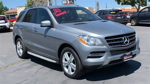 Pre-Owned 2014 Mercedes-Benz ML 350 BlueTEC ML 350 BlueTEC®