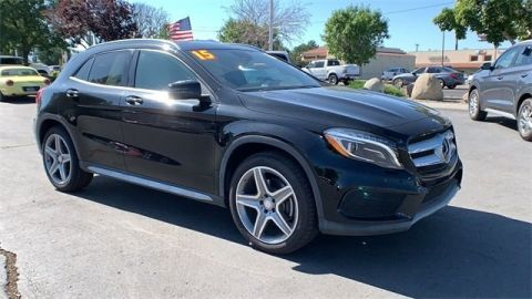 Pre-Owned 2015 Mercedes-Benz GLA 250 GLA 250