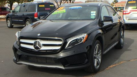 Pre-Owned 2015 Mercedes-Benz GLA 250 GLA 250 AWD 4MATIC®