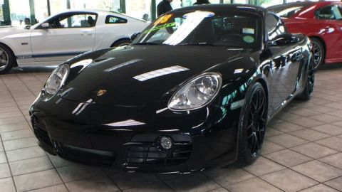 Pre-Owned 2008 Porsche Cayman S RWD Coupe